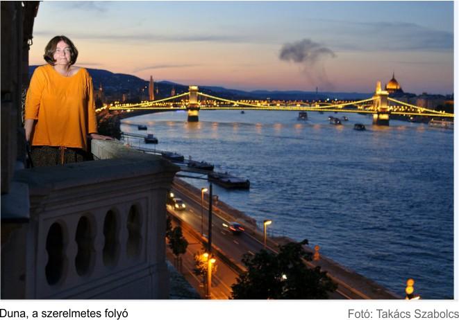 Duna, a szerelmetes folyó