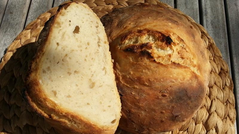 7. kép A kész kenyér